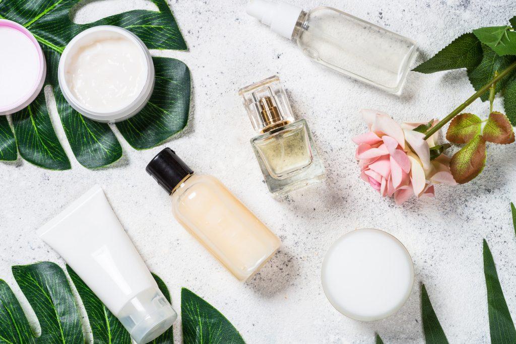 Minimalistic Natural Skincare